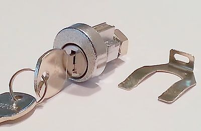 Mailbox Lock replacement C8735 S4526 DUST COVER (no cams) 4B pedestal boxes - CW
