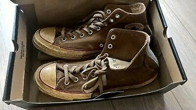 Get - chuck 70 coffee dyed low top