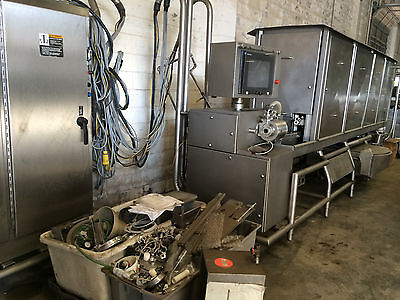 Townsend Kontura Extrusion Line Extruded Sausage Maker New Spare Parts & Dies