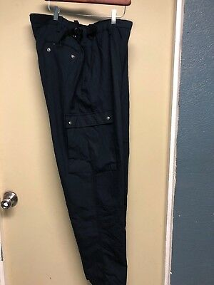 Workrite 475NX75 NB Nomex FRC Cargo Rescue Pants APTV 6.6 XL-R Navy