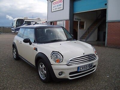 Mini Cooper D 16 Hdi 2009 59k 265000 Picclick Uk