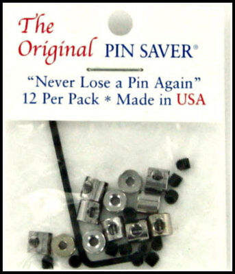 Original Pin Saver * Pin Back Keepers * Over 150 pieces * FREE SHIPPING