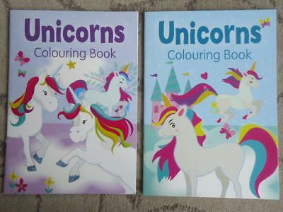 One Unicorns Colouring Book - Children's Painting Book - Brand New
