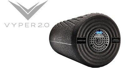 *NEW* Hyperice Vyper 2.0 Vibrating Rechargeable Foam Roller CrossFit WOD Massage