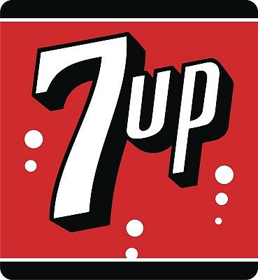 7up Decal
