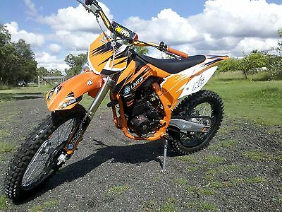 "250cc Dirt Bikes, Manual, Electric/Kick Start, 18""/21"" Wheels, 920mm seat height"