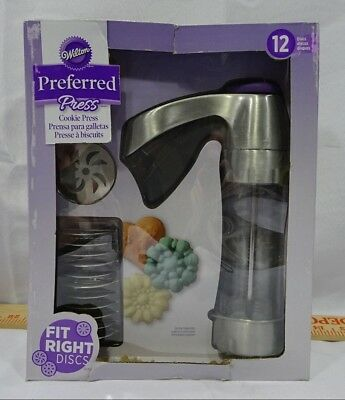Wilton Cookie Pro Ultra II Cookie Press T1