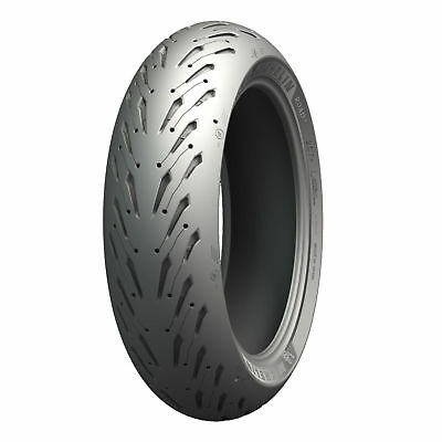 NEW Michelin Pilot Road 5 Rear Tyre - 160/60-17 Motorcycle Tire Road5