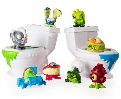 Flush Force Series 1 Bizarre Bathroom Collectable Figures - Randomly Selected