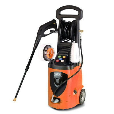 Giantz 3500PSI High Pressure Washer Electric Water Cleaner Gurney Turbo Head