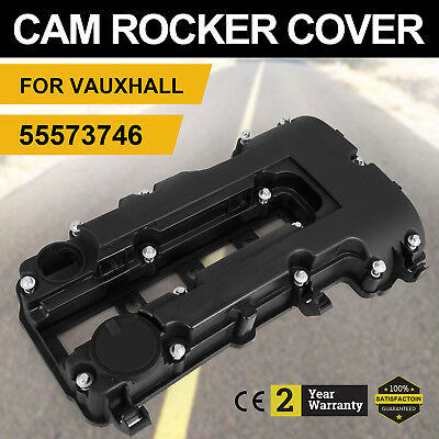 Camshaft Engine Valve Cover w/ Bolts & Seal For Chevy Cruze Sonic 1.4L 55573746