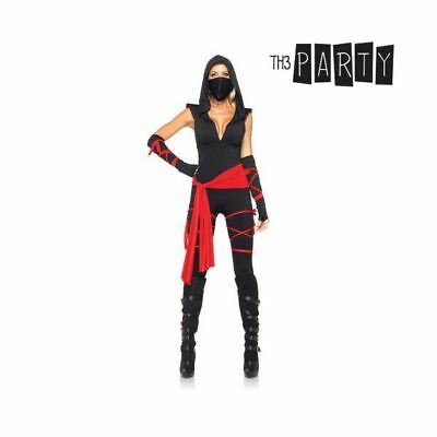 Costume per Adulti Th3 Party 3788 Ninja sexy Th3 Party