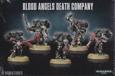 Todeskompanie der Blood Angels Games Workshop Warhammer 40.000 GW 40k 41-07