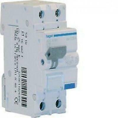 Hager Differenziale Magnetotermico Salvavita 1P+N 2M 4, 5K 20A Adc820H