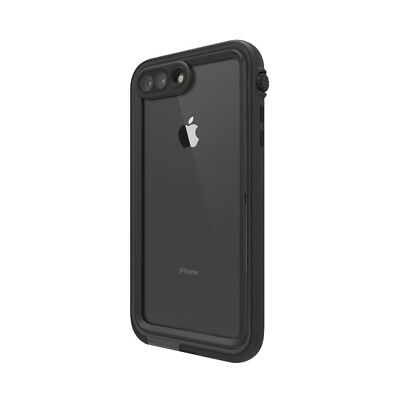 Catalyst - Protective Water-resistant Case for Apple® iPhone® 8 Plus - Stealt...