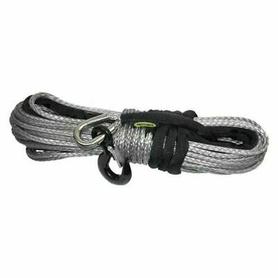 """Smittybilt 97780 - XRC 8,000 lbs 11/32"""" x 100' Synthetic Winch Rope"""