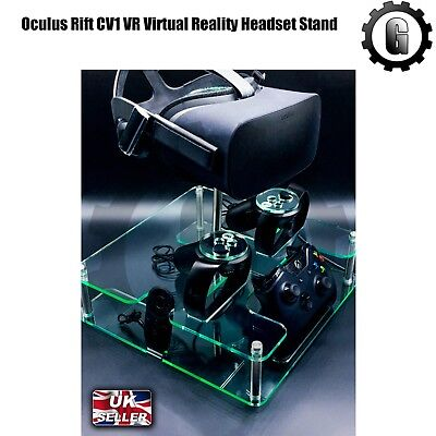 Oculus Rift CV1 VR Virtual Reality Headset Stand