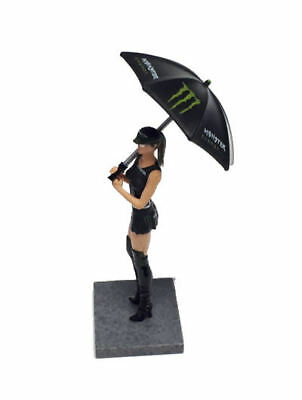 Sideways SWFIG012 Monster Grid Girl (Laly) - suits 1:32 scale slot car track