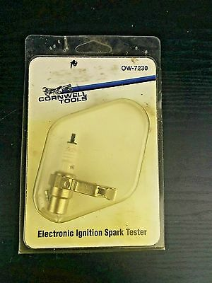 NEW Cornwell OW-7230 Electronic Ignition Spark Tester