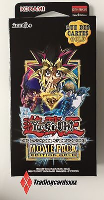 Yu-Gi-Oh! Movie Pack Edition Gold: The Darkside of Dimensions -VF/MVP1-FRG-