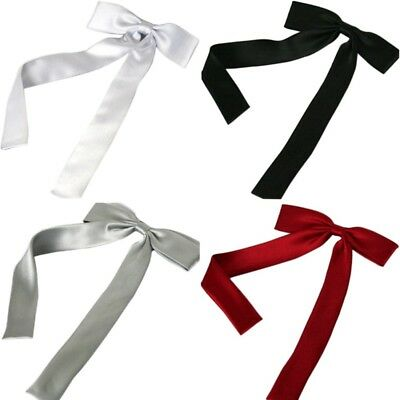 US Adults Kids Bow Tie Colonel Sanders Bowtie Western Style Party Casual Necktie