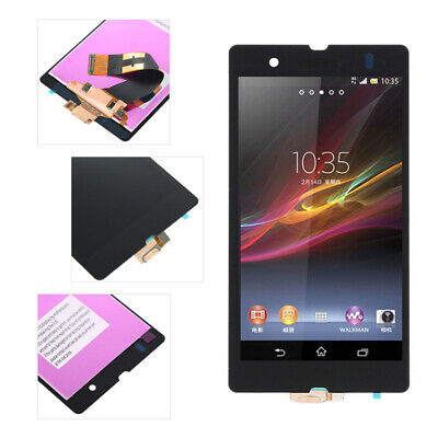 For Sony Xperia Z LCD L36h L36i C6603 C6602 LCD Display Touch screen Assembly