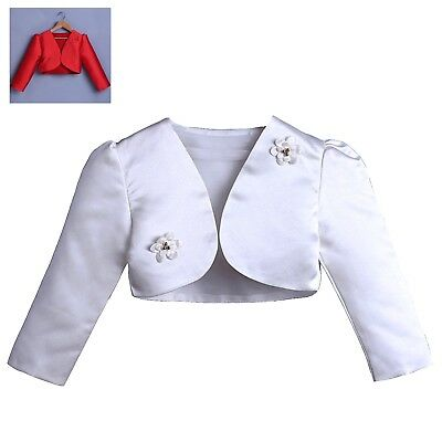 Coprispalle Bolerino Bambina per Cerimonia - Girl Party Bolero Jacket BB018
