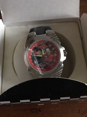 Coca Cola/Nascar Dale Earnhardt & Son NASCAR Watch NIB