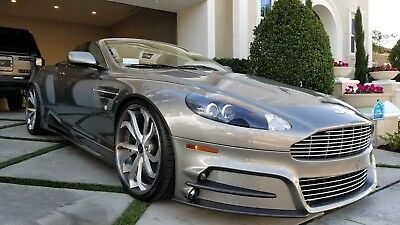 2006 Aston Martin DB9  One of Kind Mansory Aston Martin with super low miles