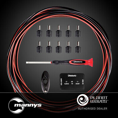 Planet Waves DIY Solderless Pedalboard Power Cable Kit