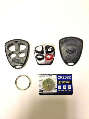 New 874A Combo Case, Battery, Keyring, For 474A Remote Automate Dei