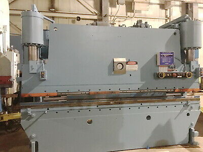 175 Ton x 12' Niagara CNC 2 Axis Hydraulic Press Brake Metal Bender
