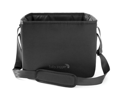 Baby Jogger City Select LUX Stroller Shopping Tote in Black BAG