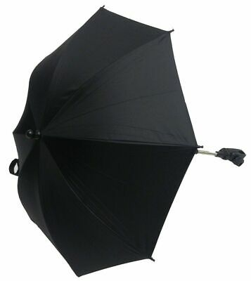 Baby Parasol compatible with Mountain Buggy Duet Black