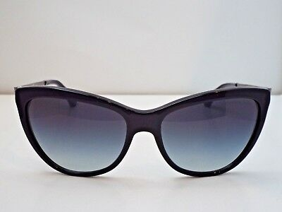 01e75914646 Authentic Emporio Armani EA4030 5017 8G Black Grey Gradient Sunglasses  220