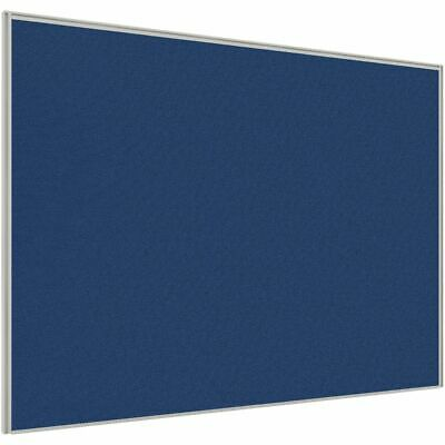 Stilford Professional Screen 1500 x 1250mm White and Blue