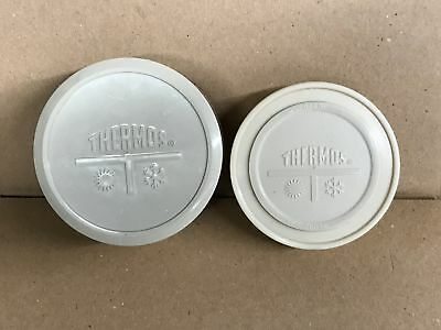 Vintage Original 10 0Z Thermos LID and stopper only, Replacement,original parts