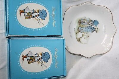 Holly Hobbie Bridge Sets X 2 + PLate Jigsaw