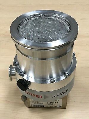 Pfeiffer Vacuum TMH 262 Turbo Pump with TC100, Model Number: PM P02 990 A