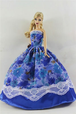 Fashion Princess Party Dress/Evening Clothes/Gown For 11.5in.Doll Y04