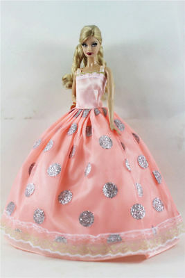 Fashion Princess Party Dress/Evening Clothes/Gown For 11.5in.Doll Y02