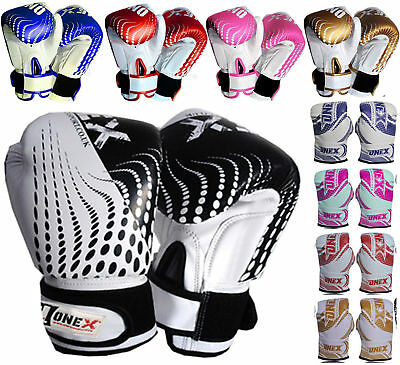 Punching Bag Kids Boxing Gloves 2oz & 6oz Junior Mitts Children Gel Pad Training