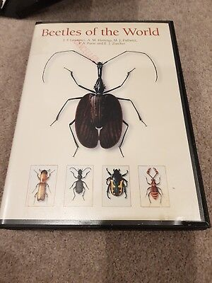 Beetles of the World: A Key and Information System for Families and Subfamilies