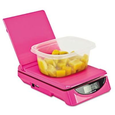 Salter Brecknell PS25pink PS25 25 Lb Electronic Postal Shipping Scale, Pink