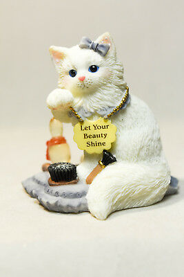 Calico Kittens: Let Your Beauty Shine - 683159 - Cat With Make-Up - Mini Figure