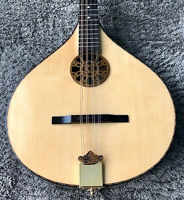 Concert Irish Bouzouki with EQ and Hard Case, made by HORA, Romania, BRAND NEW
