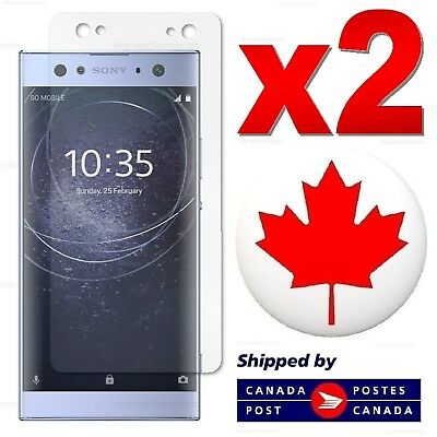 Tempered Glass Screen Protector For Sony Xperia XA2 XA1 XA XZ1 XZ Z3 Z5 Premium