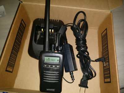 Kenwood TK-2140 UHF Two Way Radio (USED) with Charger 136-174 MHz HAM MURS