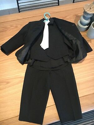 Boys Size 1 Formal Suite