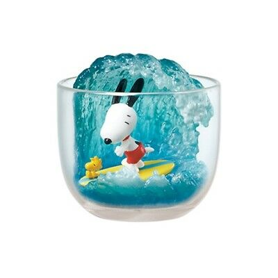 Peanuts Snoopy And Woodstock Happy Terrarium Rement Figure - #2